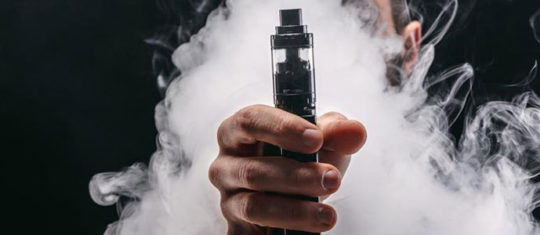 Achat de cigarette électronique