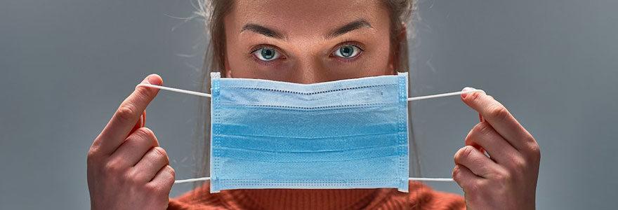 Masques de protection respiratoire