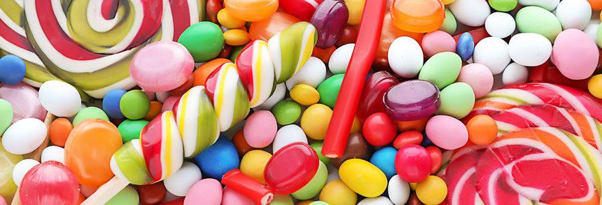 Bonbons sans gélatine