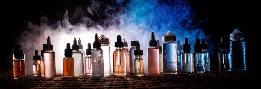 liquides pour e-cigarette