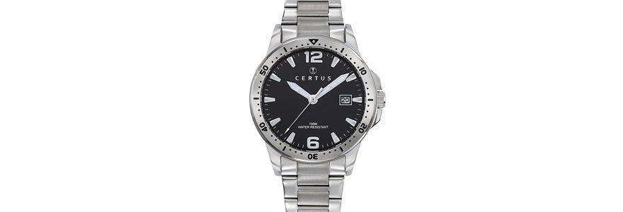 montres de marque Certus