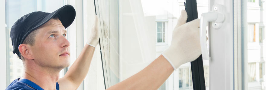 Réparation de fenêtres en PVC