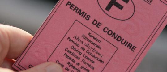 Retrait de permis