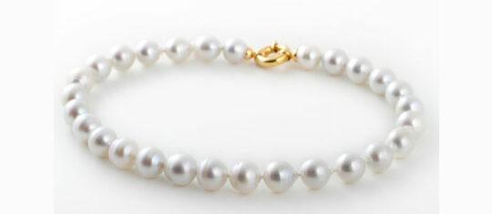 bracelet en perles de Tahiti